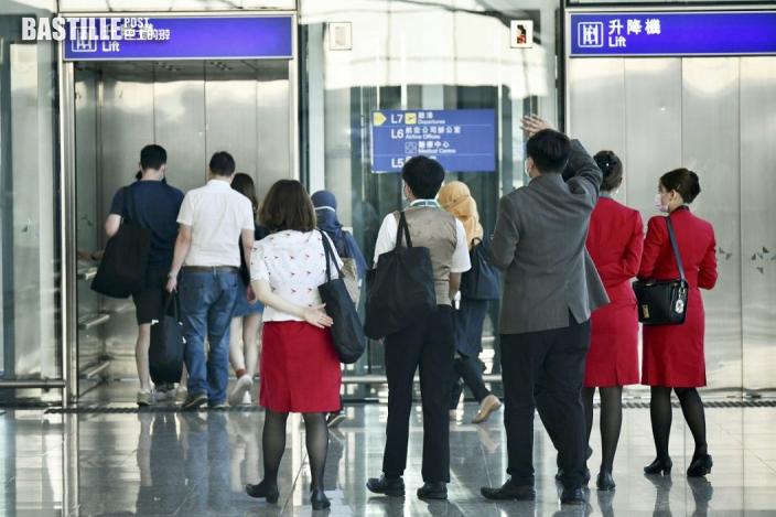 國泰指港府拒為外籍機組人員續工作簽證 擬提上訴