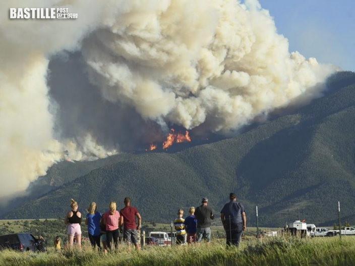 熱浪直捲美國西部地區 多區錄得史上最高溫
