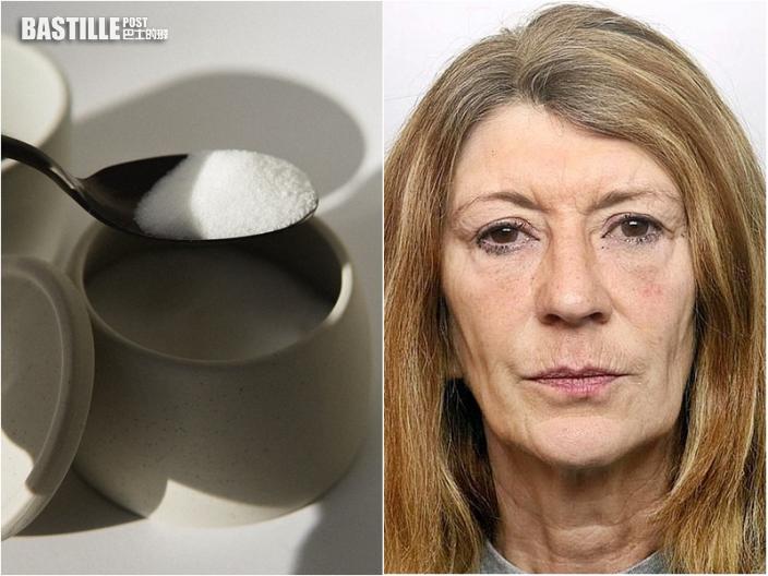 丈夫遭灌飲「滾糖水」劇痛亡 英婦被判謀殺