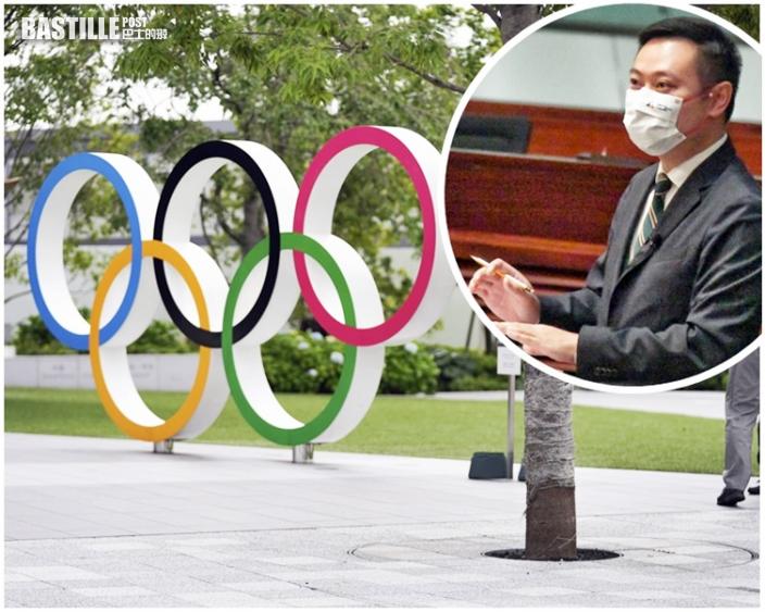 港運動員獲32項參賽資格 電視至少播900小時奧運節目