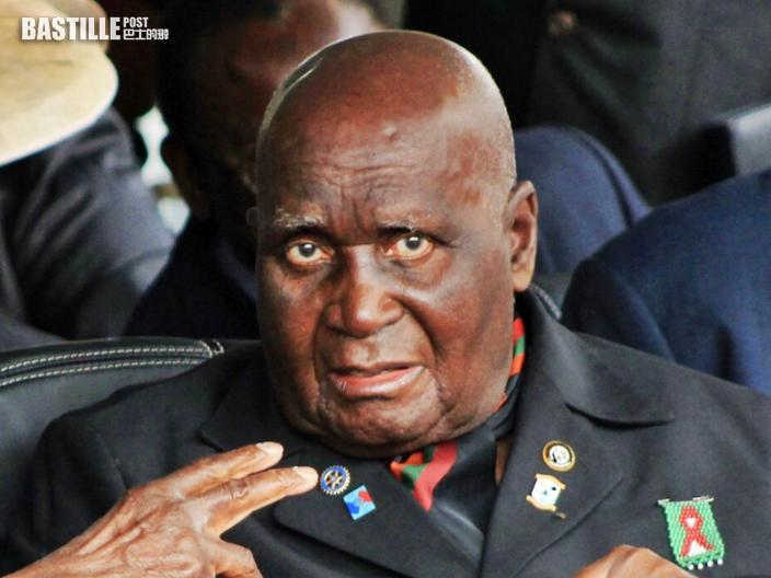 贊比亞開國總統卡翁達病逝 享年97歲