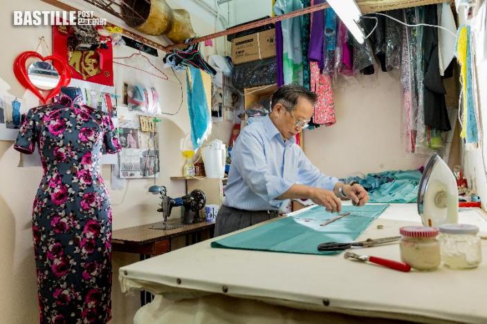 天后誕和中式長衫製作技藝 列入國家級非物質文化遺產