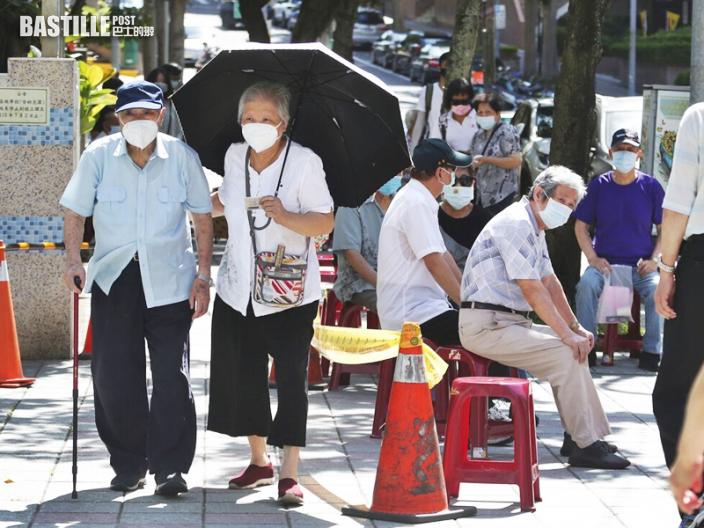 台灣新增187宗本土確診 再多21人不治