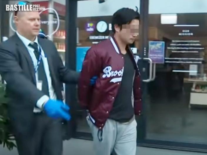 台惡男澳洲吊女伴到露台外自拍 警員全副武裝拘捕
