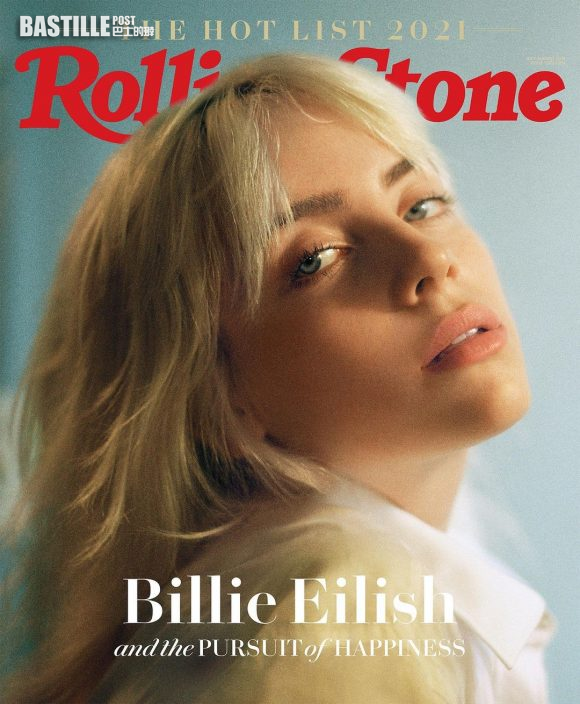 疑種族歧視舊片段出土     Billie Eilish被歌迷狂轟行為令人厭惡