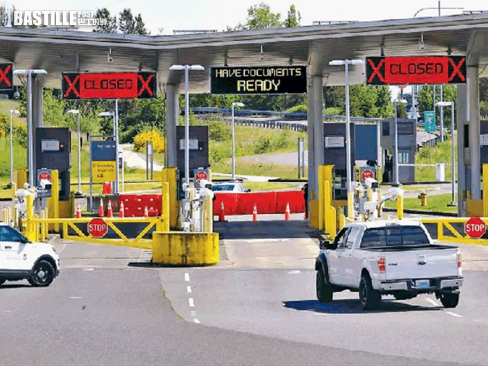 加美邊境非必要出入禁令延長至下月21日