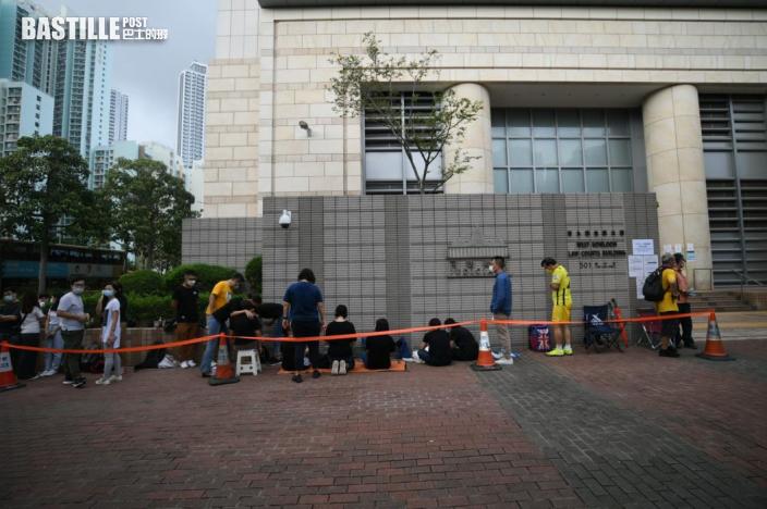 【壹傳媒案】張劍虹羅偉光涉違國安法提堂 控方表明反對保釋