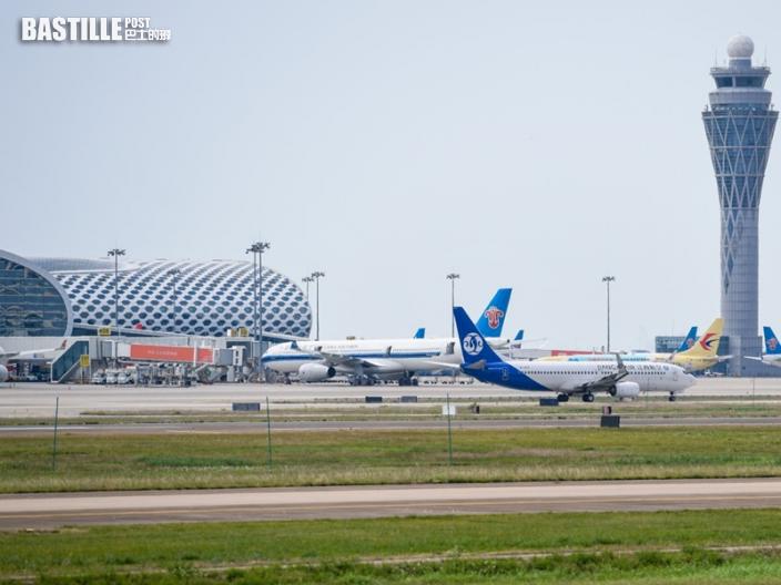 深圳機場由今午起 進入航廈者須持48小時核酸陰性證明