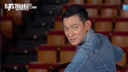 否認出演綜藝 劉德華獲度身訂造演過氣明星