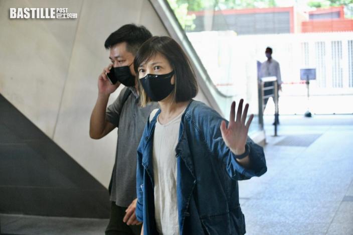 【壹傳媒案】張劍虹羅偉光涉違國安法還柙 8.13再訊