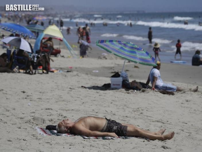 熱浪襲加州 發高溫緊急狀態