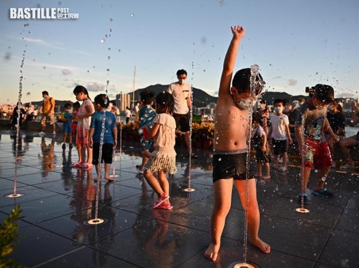 未來一兩日天氣酷熱有驟雨 夏至最高氣溫升至33度