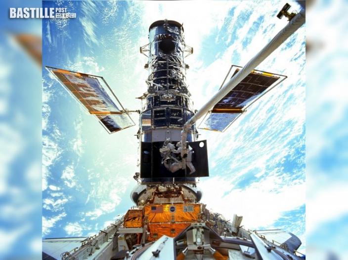 哈勃太空望遠鏡故障 電腦系統停止運作