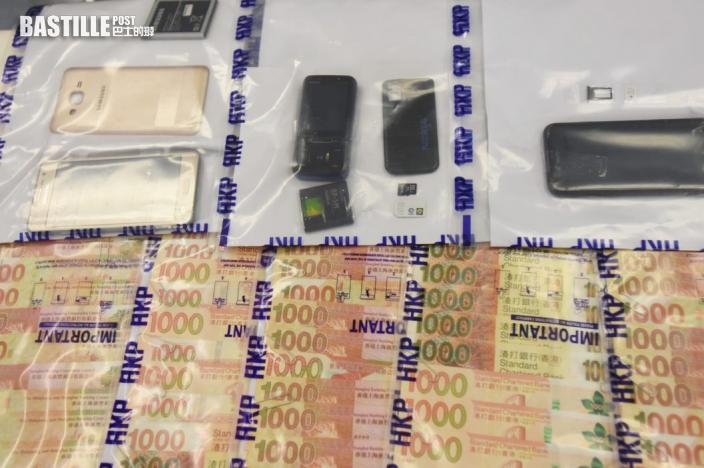 觀塘22歲男交收虛擬貨幣被劫200萬 4人被捕