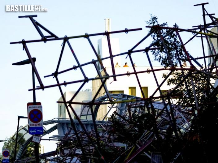 比利時學校建築地盤倒塌 釀5死9傷