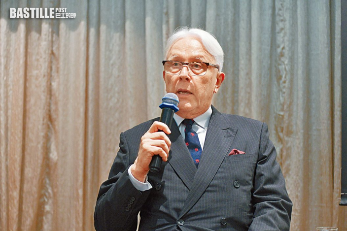 【專訪】江樂士:公司倘違國安法 罪成可被取締
