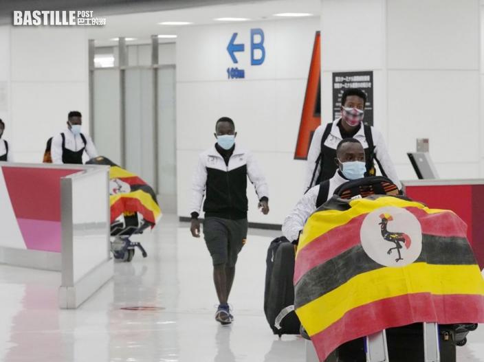 烏干達一名選手抵日時確診 東京都宣布取消公眾觀賽