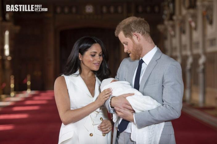 英媒指查理斯擬登基後精簡皇室規模 阿奇或失王子頭銜