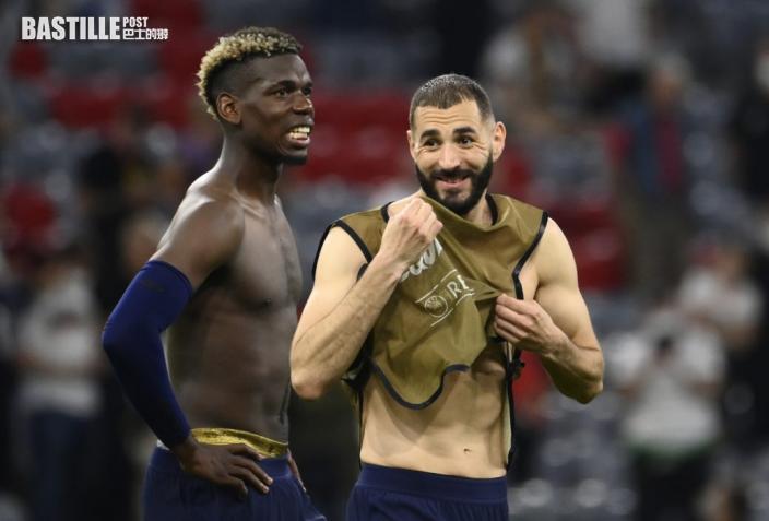 【歐國盃】普巴專注踢歐國盃 曼聯擔心他不續約