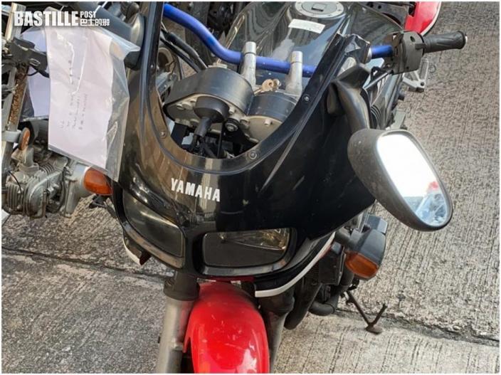 專偷電單車 警元朗鐵皮屋拘35歲外籍漢