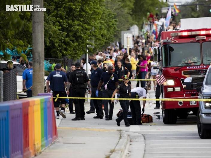 美國佛州同志遊行 貨車撞人群致1死1重傷