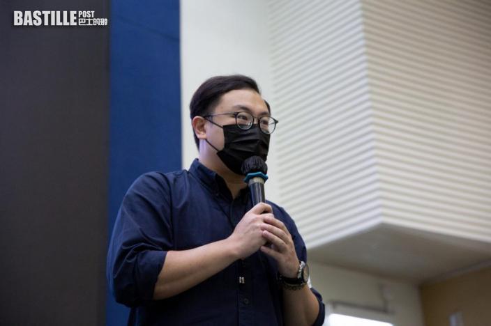 前主席李永達當選民主黨副主席 兩區議員當選中委