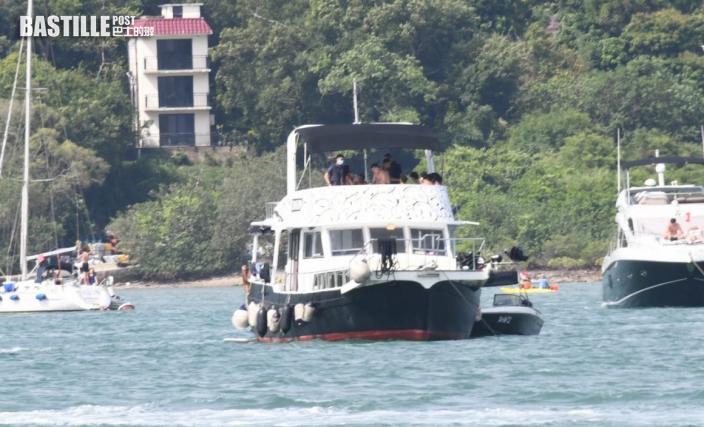 西貢男子游泳時遇溺 昏迷送院