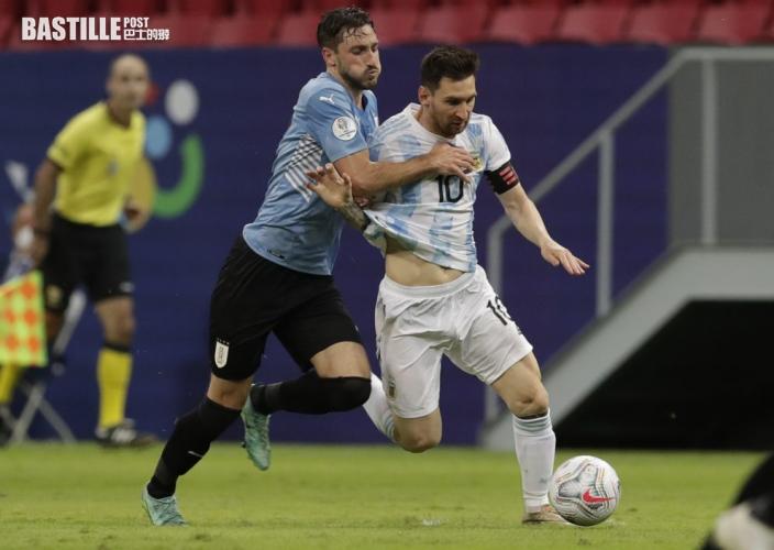 【美洲盃】美斯領軍乘勢追擊 阿根廷周一早上鬥巴拉圭