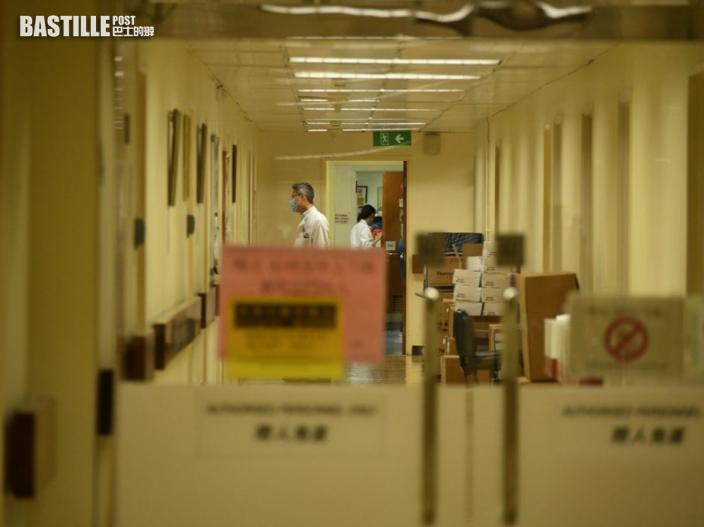 醫管局:1名確診病人情況危殆 2名病人康復出院