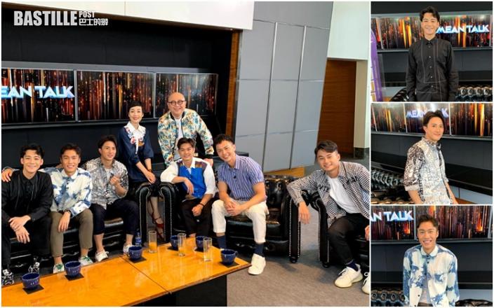 【TVB《Mean Talk》】黃庭鋒被黑心前輩蹧質 余德丞呻遇不公平對待
