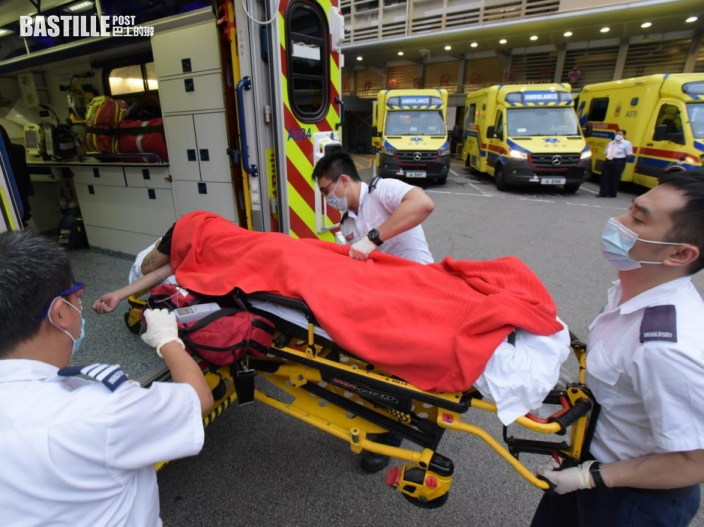 紅磡萬國殯儀館一男子昏迷 須送院治理