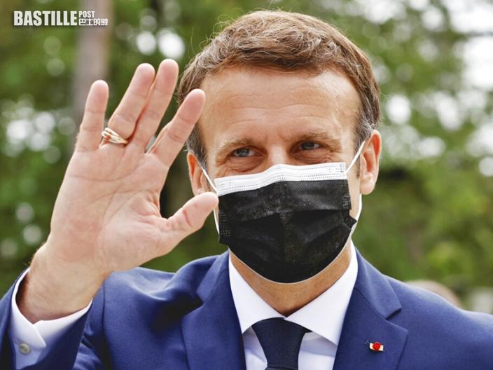 法國地方選舉第一輪投票 極右瑪琳勒龐及馬克龍政黨同告失利