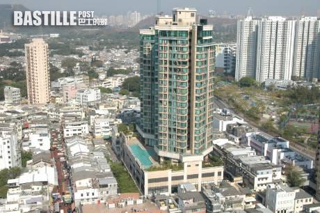 海禧華庭高層2房以540萬沽