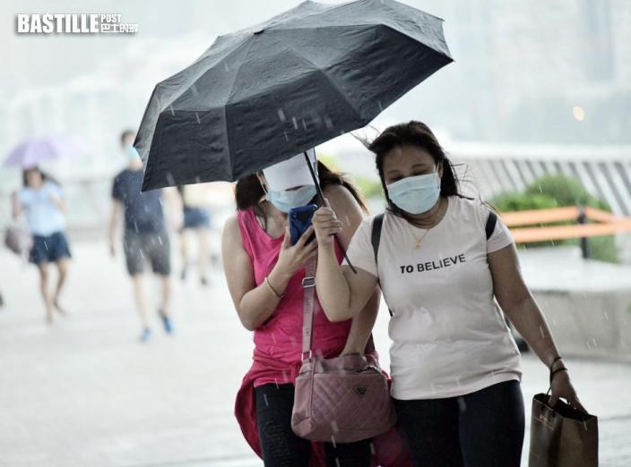 「夏至」多區達34度 周三起天氣轉差將有大驟雨