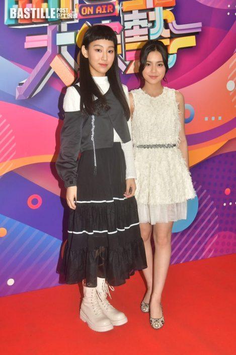 每次錄影父母都跟到實 姚焯菲簽約TVB堅持學業為先