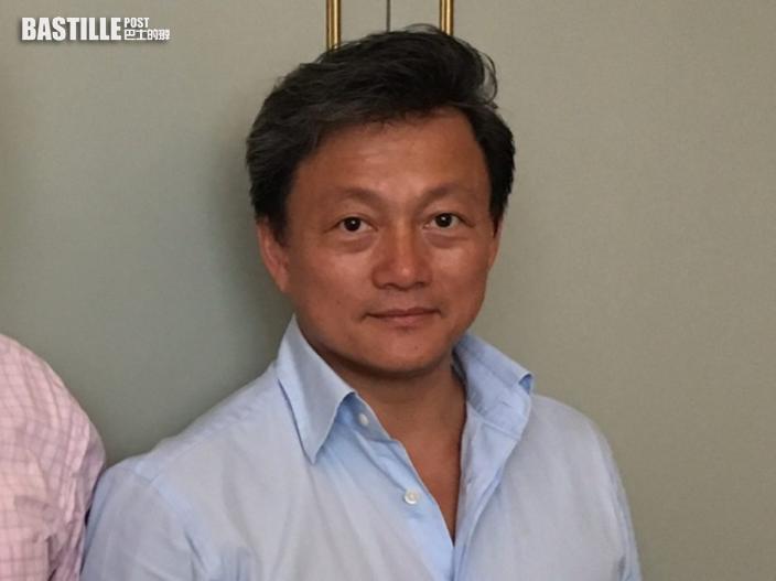 黃秋智辭任紫荊黨總裁 黨主席李山兼任