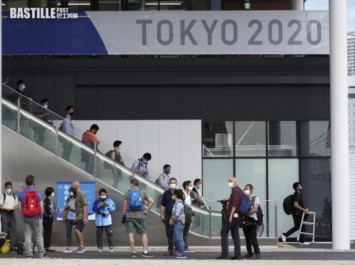 東京奧運將賽事入場觀眾人數上限定為一萬人