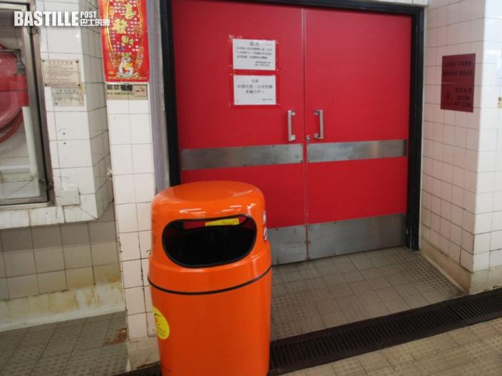 食環署指轄下街巿36個垃圾槽孔口須改良 月中已完成工程