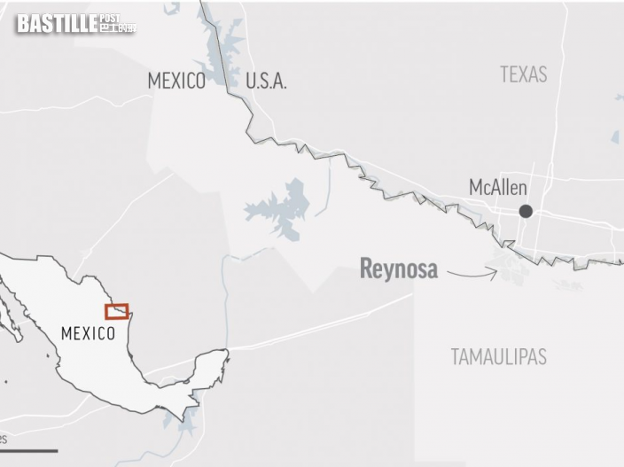 美墨邊境城市雷諾薩發生槍擊案 至少18死3傷