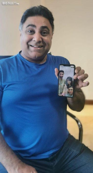 【頭條獨家】手機失而復得好感動 喬寶寶做半日店長籌款助印度抗疫