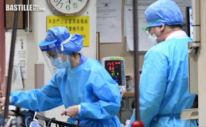 再多2名新冠患者康復出院 30人仍留醫