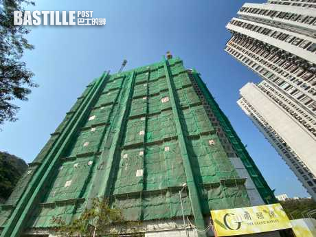 明翹匯高層3房逾1056萬沽