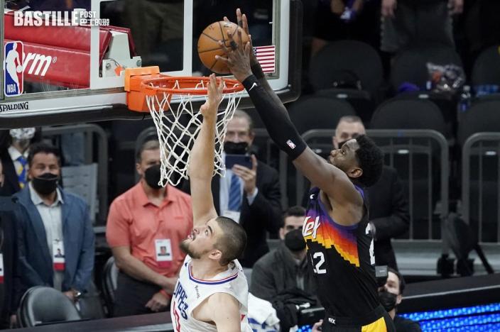 【NBA】迪安祖艾頓拆你屋絕殺 太陽挫快艇領先2:0