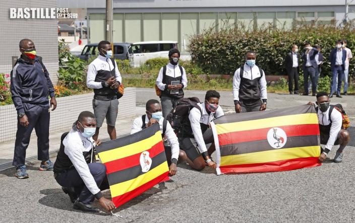 【東京奧運】追加措施 烏干達奧運代表團全數隔離