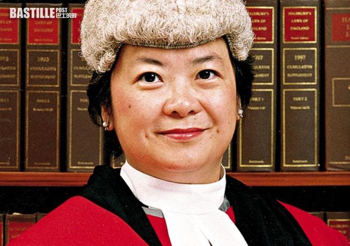《金融時報》:袁家寧曾獲薦任終院常任法官 遭建制派質疑後主動提出撤回