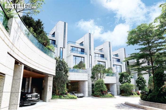緹山連沽2伙  別墅逾3.59億沽