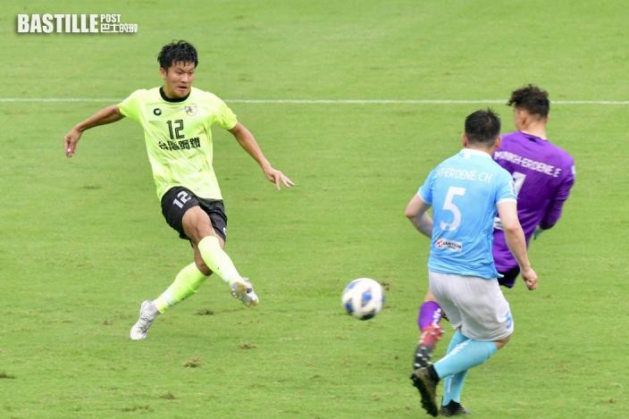 【亞協】亞協J組香港揭幕 台南市FC先拔頭籌
