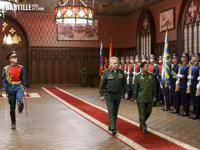 俄羅斯表示會加強與緬甸軍事聯繫