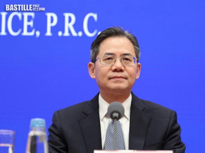 駐英大使鄭澤光座談會發言 西方造謠運動必將失敗