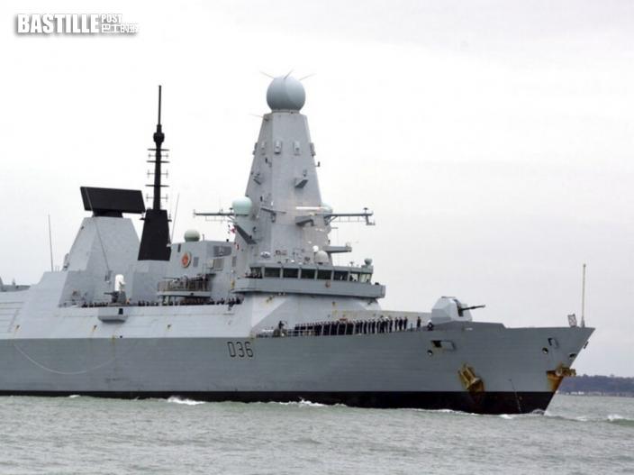 俄羅斯軍艦及戰機 黑海向英艦開火示警